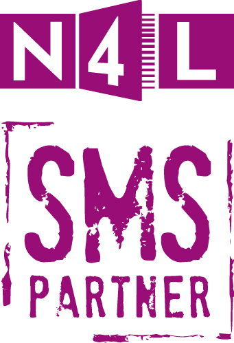 N4L SMS Partner Stacked logo (1)